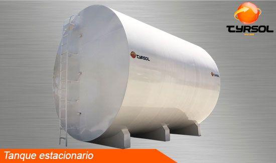 Tanque estacionario Tyrsol México