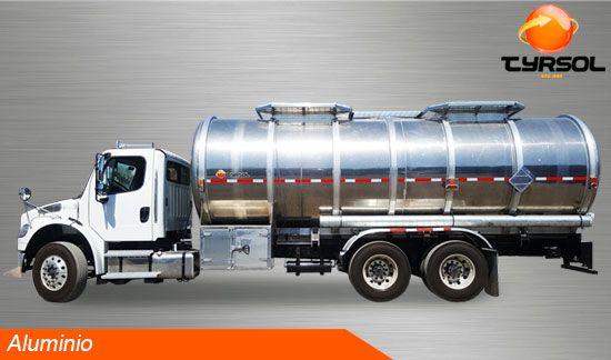 Tanque Aluminio Tyrsol México